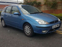 Ford Focus 1.8TDCi 115 2002.25MY Ghia