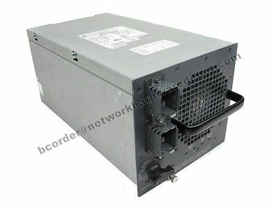 Cisco WS-CAC-6000W Catalyst 6500/7600 6000W AC Power - 1 Year Warranty