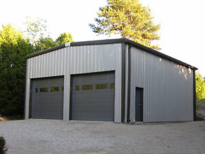 Steel Buildings- Summer Clearance Event on NOW!