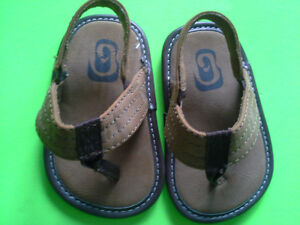 Sandles  for child kid baby shoe new never used