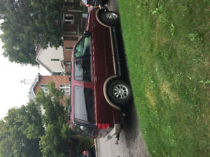 1997 Ford Expedition VUS
