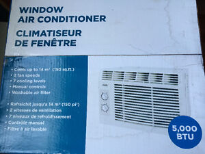 5000 BTU Arctic King climatiseur fenêtre