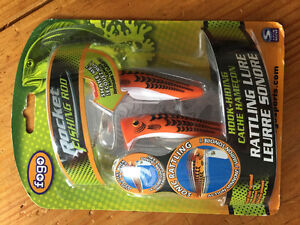 New! Rocket fishing rod Rattling Lure