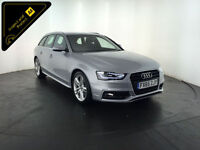 2015 65 AUDI A4 S LINE NAV TDI AUTO ESTATE DIESEL 1 OWNER FROM NEW FINANCE PX