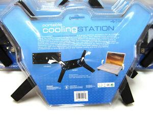 Lot # : 195 - Neuf - 6 refroidisseurs pour laptop, PC, tablette