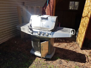 Blue Ember Grill available for repair or parts