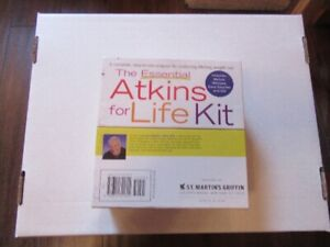 ATKINS FOR LIFE KIT - REDUCED!!!!