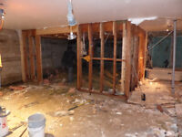 Opportunities for flood recovery repairs/renovations