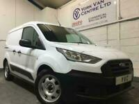 2019 68 FORD TRANSIT CONNECT SWB L1 CREW VAN DCIV 1.5TDCI 75PS EURO 6 ONLY 33,32