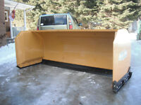 HLA SNOW PUSHER 3500 SERIES-8ft