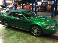 2001 FORD MUSTANG GT CONVERTIBLE London Ontario Preview