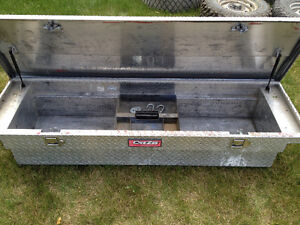 DeeZee Crossover Chrome Truck Toolbox