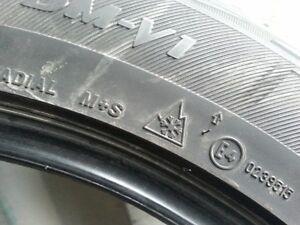 265/50r20 blizzak 4 pneu dhiver a vendre Saguenay Saguenay-Lac-Saint-Jean image 6