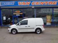 2012 VOLKSWAGEN CADDY C20 TDI 102 .... CAR DERIVED VAN DIESEL