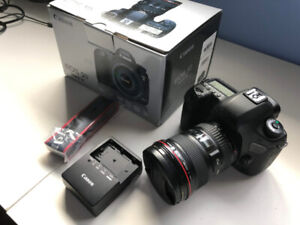 Canon 5D Mk III Mint Condition