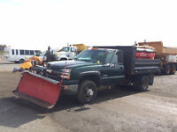 Snow Removal Equipment at Bryan's Online Auction