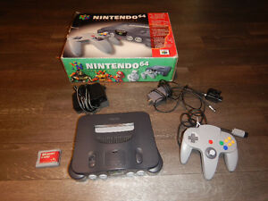 Video game collection for sale. N64, Gamecube, wii, ps1, ps2 +++