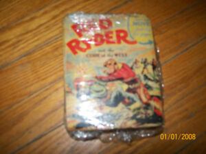 Red Ryder Better little books