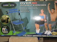 Chair gym and back joy