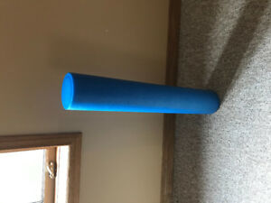 Foam roller and work out equipment