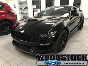 2017 Ford Mustang Shelby GT350   MANUAL, DEMO- WOODSTOCK