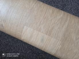 Vinyl flooring. Lino. 5.2mtr by 2 mtr