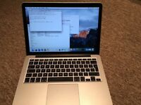 "MacBook Pro 13"" Retina Mid 2014 i5 2.6 Ghz 128GB SSD"