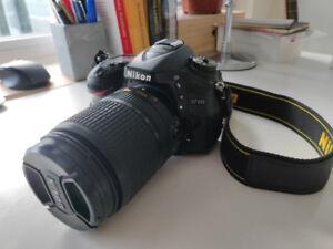 LIKE NEW Nikon D7100 w/18-140 mm Kit Lens (Shutter Count ~3000)