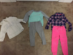 Baby girl 24 month/2T clothes