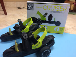 Cardiff Cruiser Skates, strap to shoes