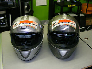 Full face helmets with sunvisors - Liquidation Deal at RE-GEAR Kingston Kingston Area image 2