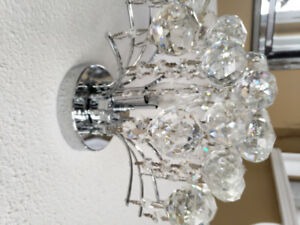 Stunning chandelier $50 MUST GO!