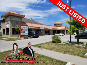PRIME COMMERCIAL PLAZA FOR SALE!!