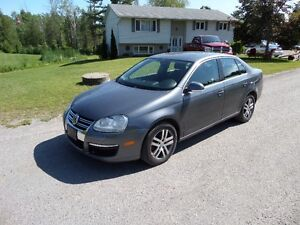 2006 VOLKS JETTA TDI - MANUAL - 181,000 KM - $5999. CERT & E-TES