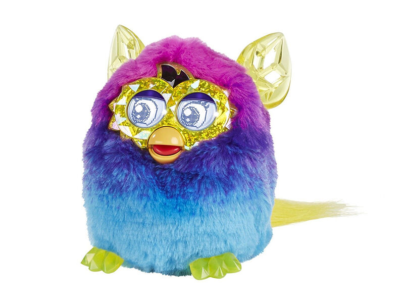 Review of Furby Crystal Series