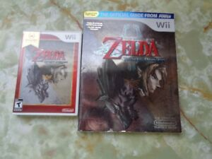 Legend of Zelda: Twilight Princess with Guide