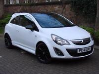 EXCELLENT LOOKS! 2014 VAUXHALL CORSA 1.2 i 16v LIMITED EDITION 3dr (a/c) 1 OWNER, 12 MONTHS WARRANTY