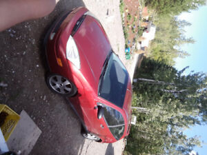 2001 Ford Focus Coupe (2 door)