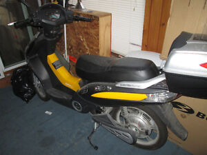 FOR SALE-ECOPED ELECTRIC BIKE-700.00