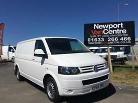 Volkswagen Transporter 2.0TDI 102PS LWB T30 COLOUR CODED