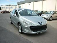 2008 Peugeot 308 1.6HDi 110 FAP Sport Finance Available