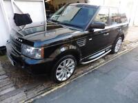 Land Rover Range Rover Sport Tdv6 Sport SE DIESEL AUTOMATIC 2009/55