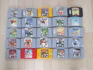 Games, Consoles, and Contollers, NES and Nintendo 64