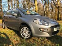 *12 MTHS WARRANTY*1 OWNER FROM NEW*2010 FIAT PUNTO EVO 1.3 ACTIVE 5DR WITH 59K*