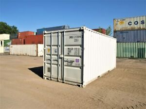 Portable Container Rentals. NEW UNITS 20' and 40'