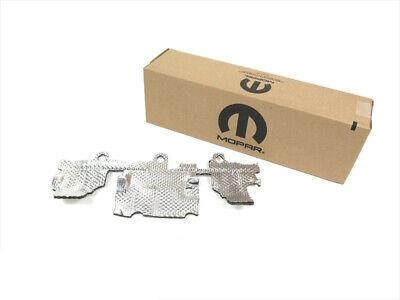 02-06 JEEP WRANGLER EXHAUST MANIFOLD HEAT SHIELD OEM NEW MOPAR PART# (Exhaust Manifold Heat Shield)