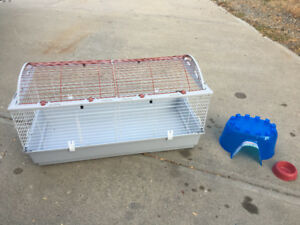 Bunny and Guinne Pig Cage