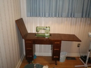 Vintage sewing machine for sale