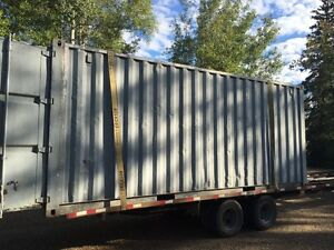 8x20ft Seacan - $2500 - free delivery Edmonton area