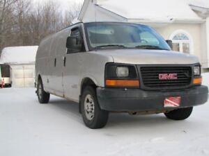 2006 GMC C/K 3500 Fourgonnette, fourgon